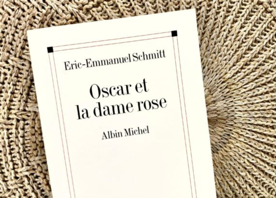 photo chronique littéraire, oscar et la dame rose de Eric Emmanuel Schmitt, par Mahuna Poésie