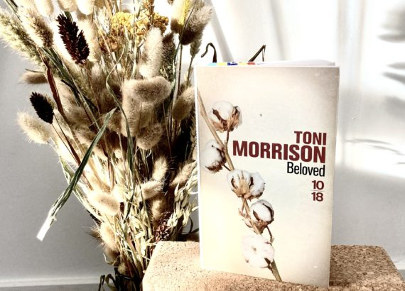 """photo chronique littéraire """"beloved"""" de Toni Morrison"""