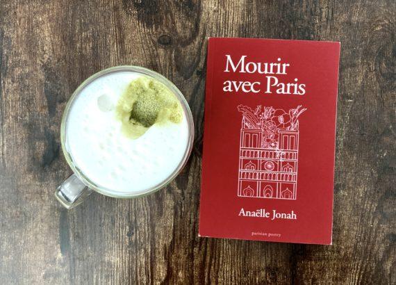 photo chronique littéraire du livre Mourir avec Paris, par Mahuna Poésie